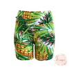 Ali August Pineapple Express Pattern Shorts