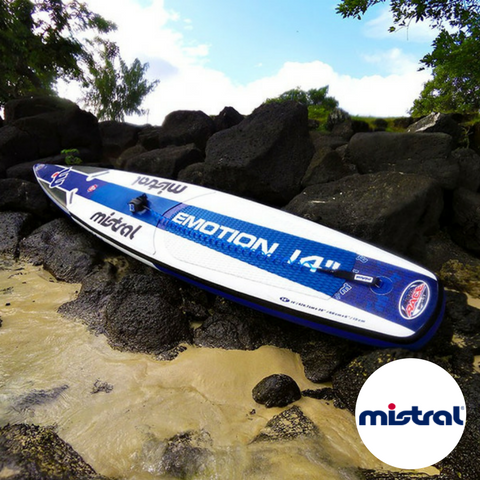 Mistral Emotion Inflatable 14' Race Board