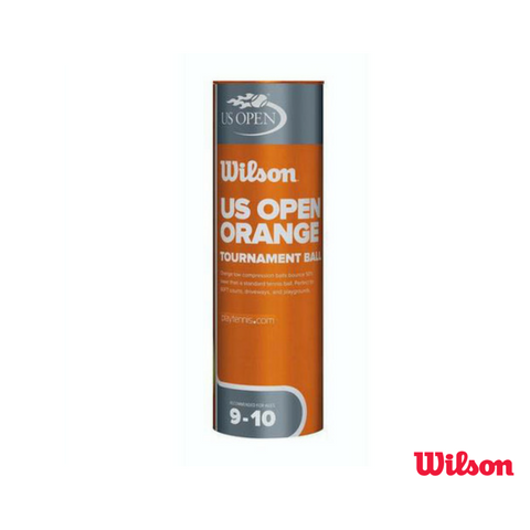 Wilson Accessories Orange 3 ball tin Junior