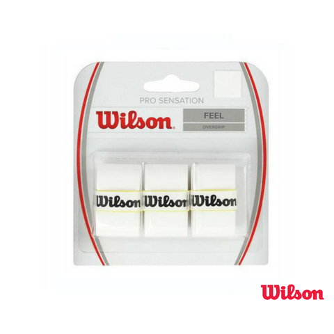 Wilson Accessories Pro Overgrips (pack of 3)