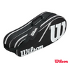 Wilson Bag Advantage 6 Pack (2 Zip)