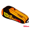 Wilson Bag Burn Team Orange & Black 6 Pack