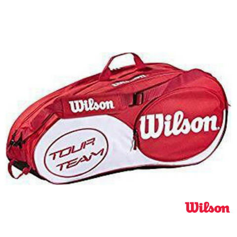 Wilson Bag Tour Team 6 Pack RDWH