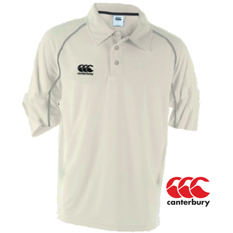 Canterbury Men's Team Cricket S/S Shirt