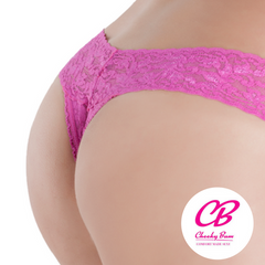 Cheeky Bum Low Rise thong - Petite