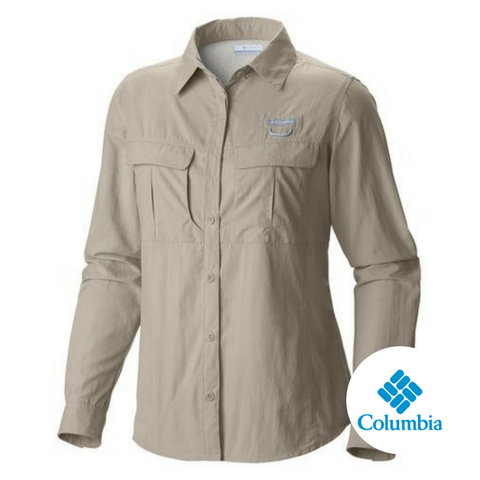 Columbia Women's Cascades Explorer Long Sleeve Shirt