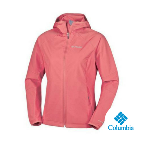 Columbia Women's Sweet as Softshell Hoodie