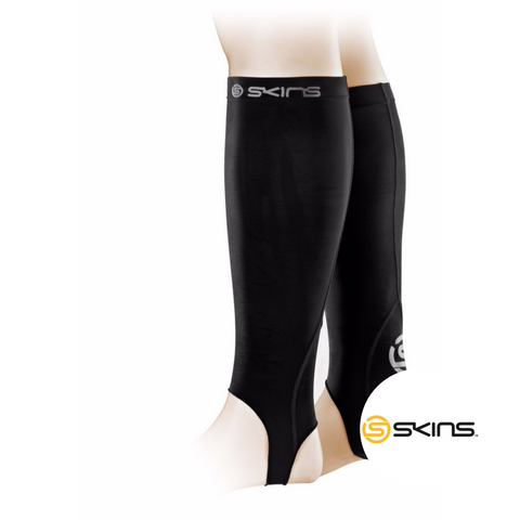 Skins Bio Essentials Calf Tights with Stirrup