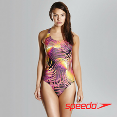 Speedo Women's  Astrostar Allover Powerback