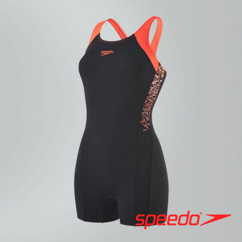 Speedo Women's Boom Splice Legsuit