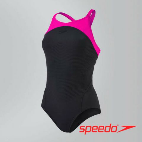 Speedo Women's  Fit Power Form Xback Swimsuit