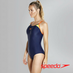Speedo Women's Splice Thinstrap Racerback