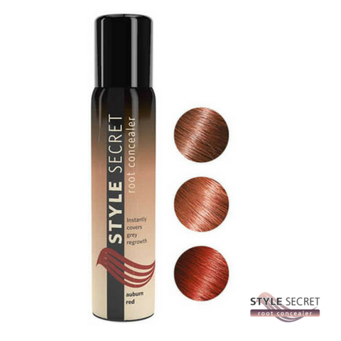 Style Secret Root Concealer - Auburn Red