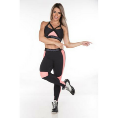 Gym Rocks Women's Power Emblem Legging