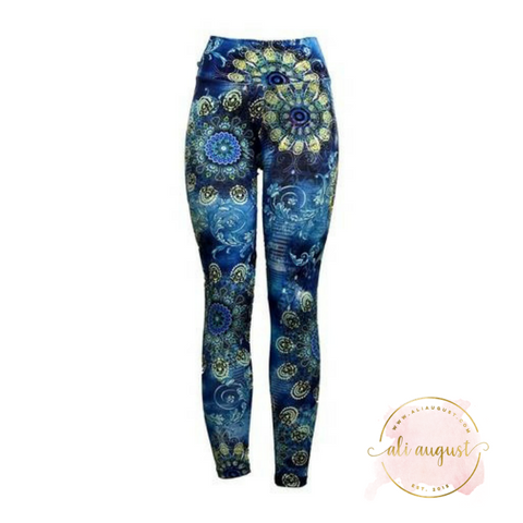 Ali August Whirlwind Leggings