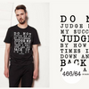 466/64 Legacy Range Men's Judge Quote T-shirt