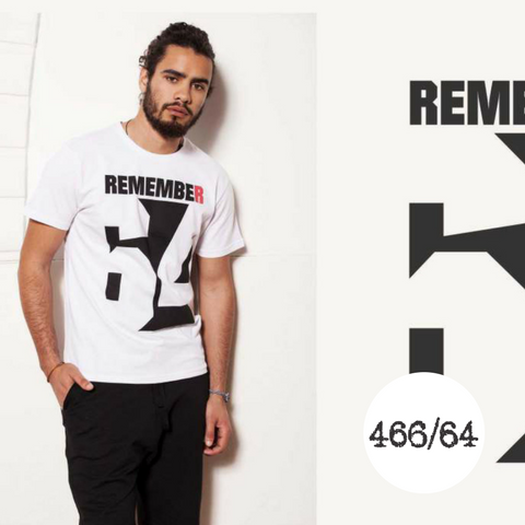 466/64 Legacy Range Men's Remember 64 T-shirt