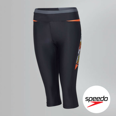 Speedo Women's Hydra Fizz Capri Pants - Single