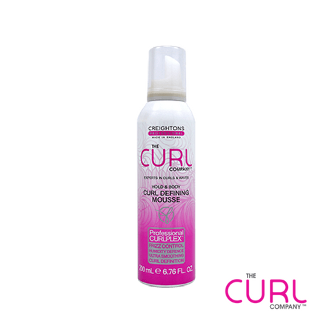 The Curl Company Curl Curl Defining Mousse ( 3 Pack)