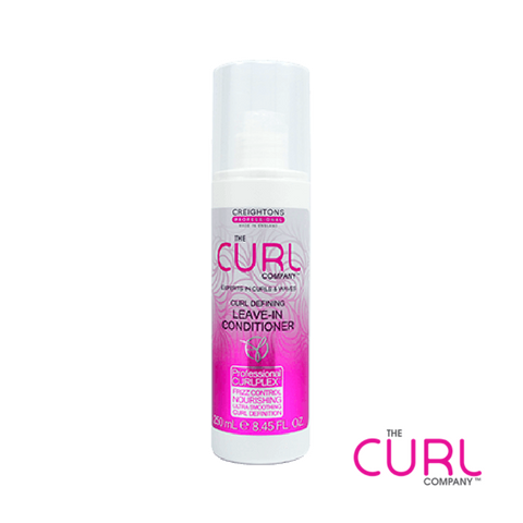 The Curl Company Curl Defining Leave In Conditioner ( 3 Pack)