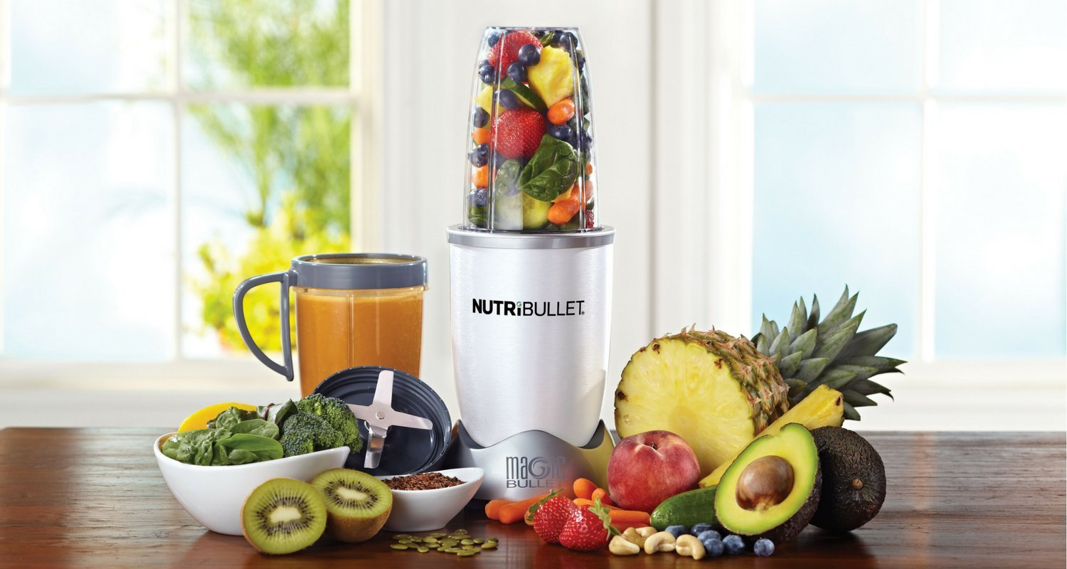 Nutribullet now available on Commander HQ