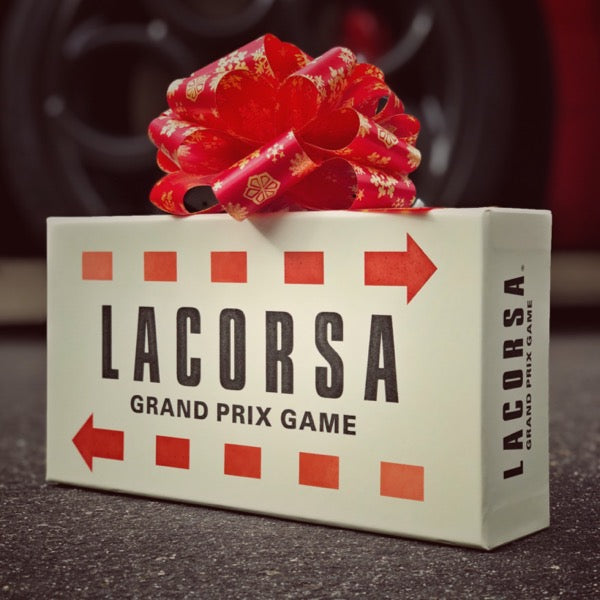 Lacorsa Racing Gift Card