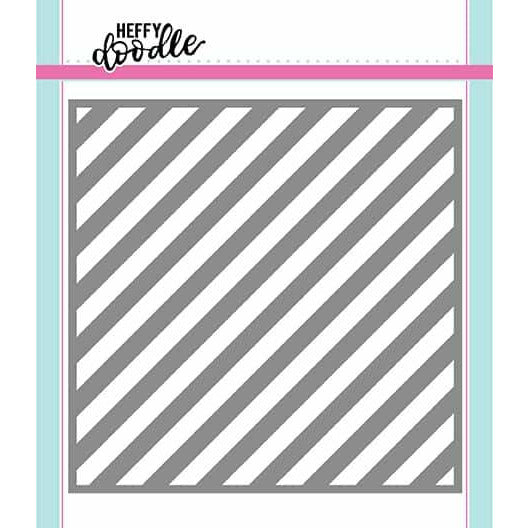 Candy Store Stencil - LadyBugCrafts