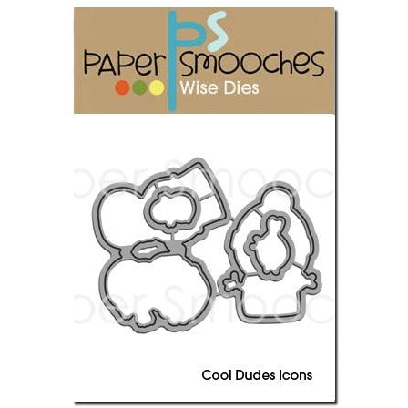 Cool Dudes Icons - LadyBugCrafts
