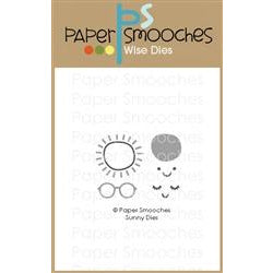 Paper Smooches - Sunny Dies - LadyBugCrafts