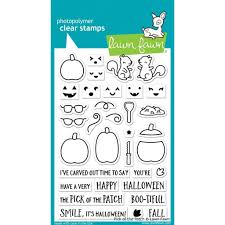 Pick Of The Patch Stamp Set - LadyBugCrafts