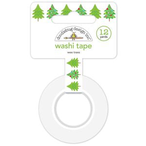 Wee Trees Washi Tape - LadyBugCrafts