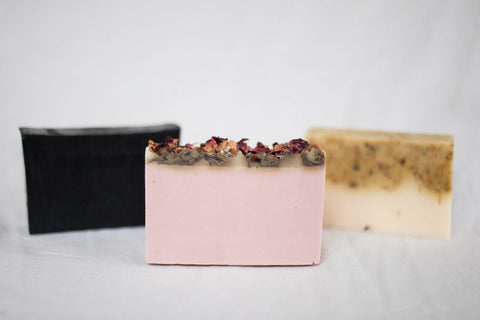 Wine & Roses Soap