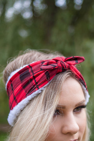 Retro Ear Warmer