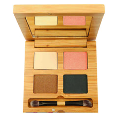 Croisette eye shadow quattro - certified organic
