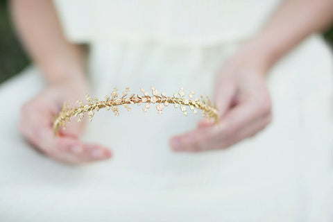 Delicate Blossoms Headband