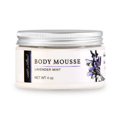 Lavender Mint Body Mousse