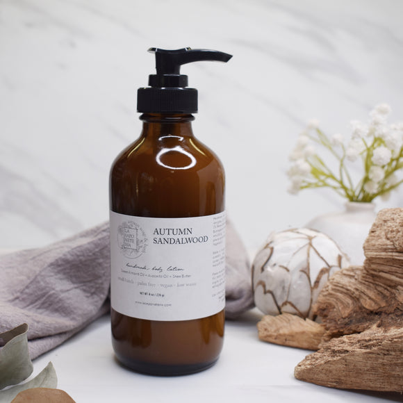 AUTUMN SANDALWOOD LOTION