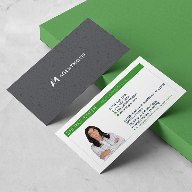 Better Homes and Garden Inspired Business Card Design  017