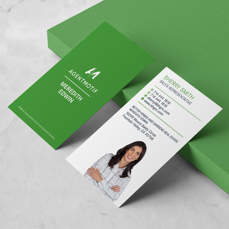 Better Homes and Garden Inspired Business Card Design  031