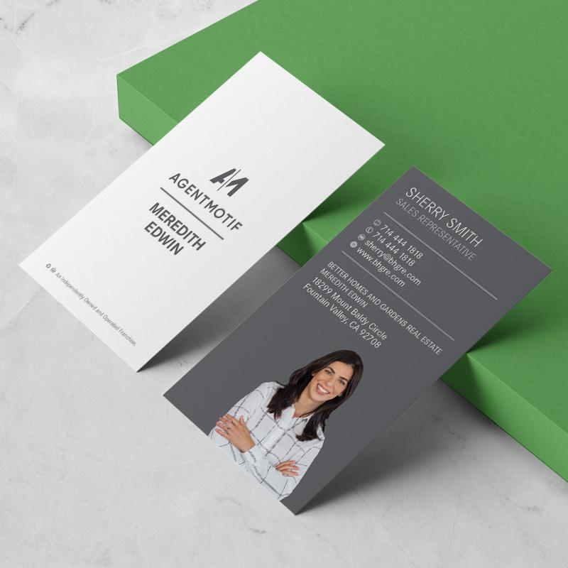 Better Homes and Garden Inspired Business Card Design  032