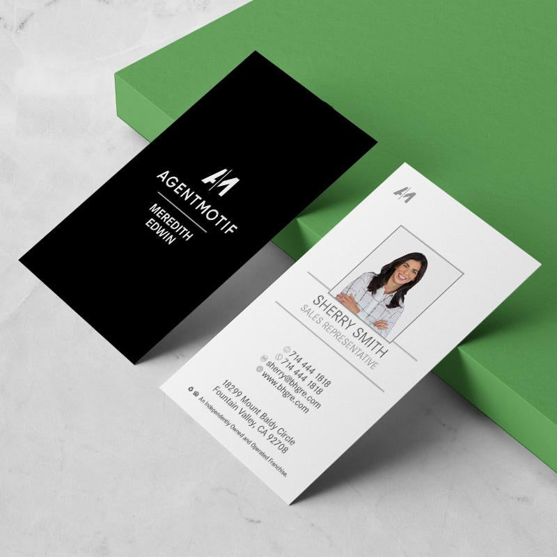 Better Homes and Garden Inspired Business Card Design  059