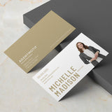 Century 21 Inspired Business Card Design 023