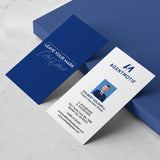 Coldwell Banker Inspired Business Card Design  033