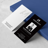 Coldwell Banker Inspired Business Card Design  056