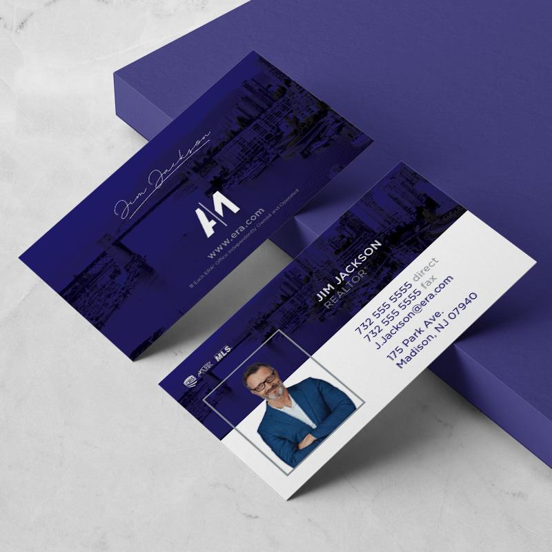 ERA Inspired Business Card Design  026