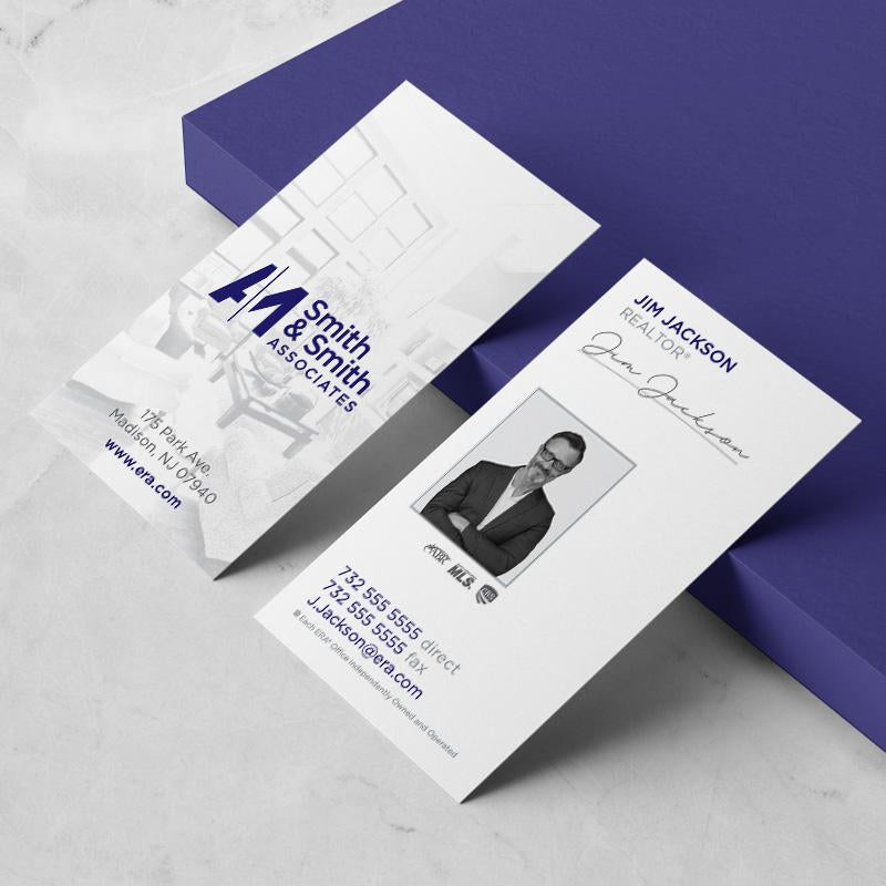 ERA Inspired Business Card Design  037