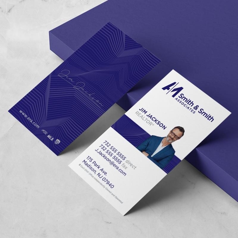 ERA Inspired Business Card Design  049