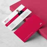 Keller Williams Inspired Business Card Design 019