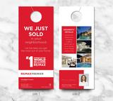 Remax Door Hanger Design 002