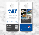 Remax Door Hanger Design 006